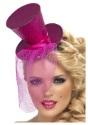 Mini gorro Fever Hot Pink Glitter