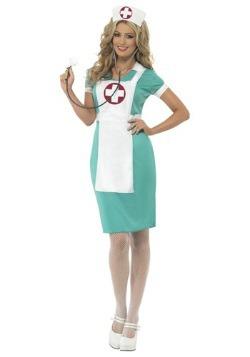 Disfraz de mujer Scrub Nurse