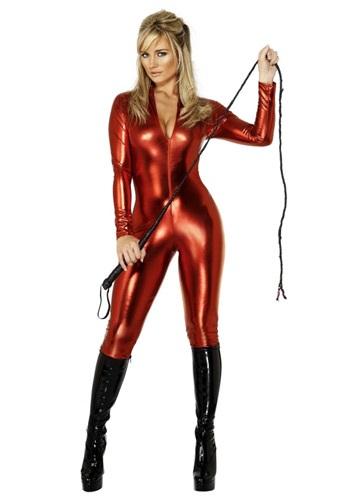Disfraz de Fiebre Miss Tress Red Devil