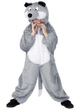 Disfraz infantil de lobo