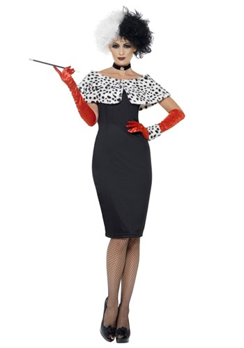 Disfraz de Madame malvada