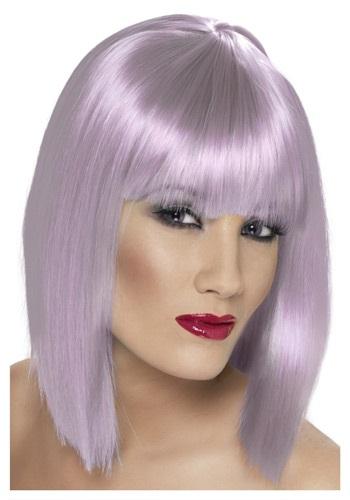 Peluca Glam Lilac