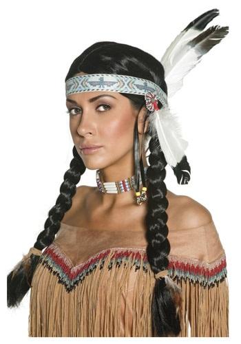 Peluca india nativa
