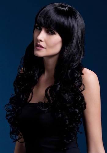 Fever Isabelle peluca negra