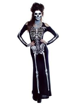 Disfraz de esqueleto de hueso largo Appetit para mujer