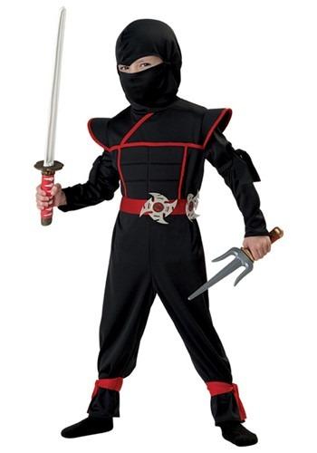 Disfraz Ninja Stealth para niños pequeños
