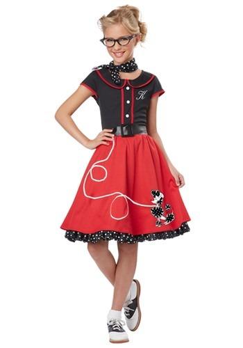 Disfraz de cariño de las muchachas rojas 50