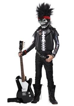 Disfraz de hombre muerto Rockin 'Boys