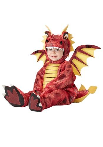 Disfraz de bebé dragón adorable