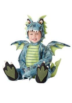 Disfraz de dragón querido
