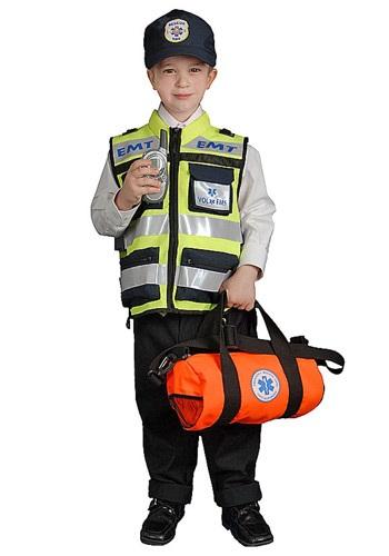 Chaleco infantil EMT