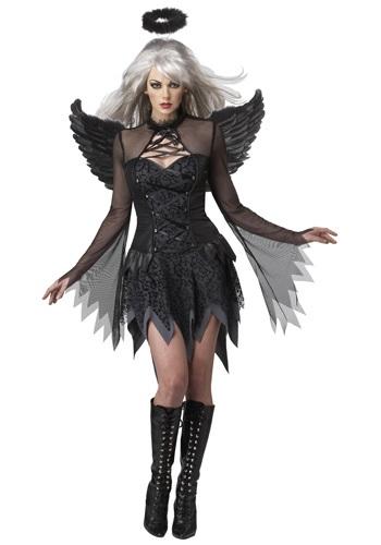 Disfraz de ángel caído sexy