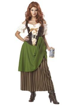Disfraz de doncella de taberna