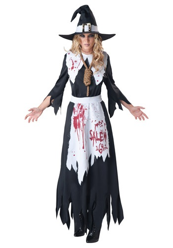 Disfraz de Bruja de Salem