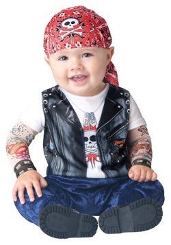 Disfraz Born to be Wild para bebé