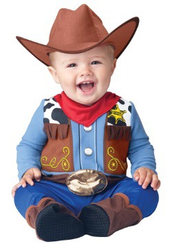 Disfraz de vaquero Wee Wrangler