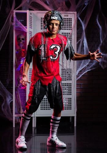 Disfraz de zombi de Dead Zone para niños