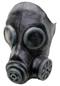 Mascara de humo negra