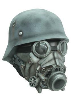 Máscara de guerra química