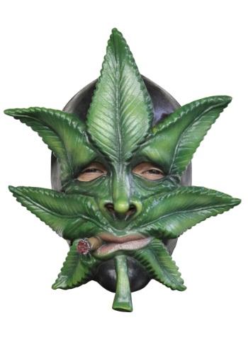 Máscara de hierba