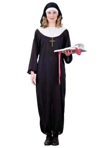 Disfraz de monja para adulto
