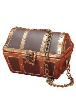 Bolso de cofre de pirata