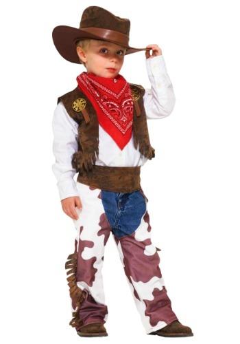 Disfraz de vaquero para niños pequeños