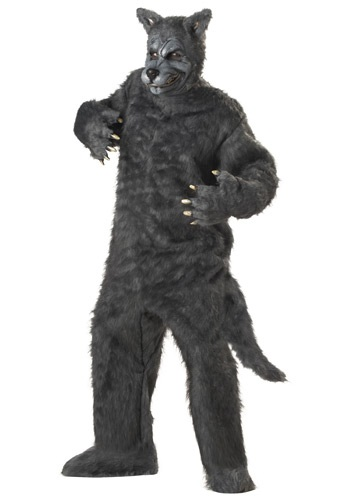 Disfraz del lobo feroz talla extra