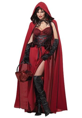 Disfraz de Caperucita Roja Oscura