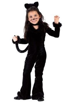 Disfraz de gatito juguetón para niños pequeños
