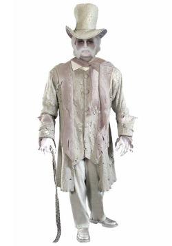 Disfraz de caballero fantasmal para adulto