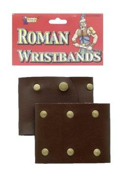 Pulseras de cuero romanas