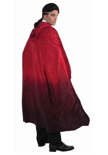 Capa descolorida roja