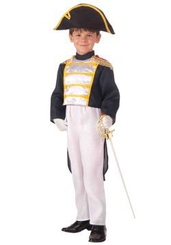 Disfraz infantil de General Colonial