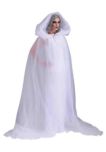 Disfraz de fantasma embrujado