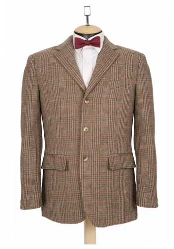 Chaqueta de 11th Doctor de Doctor Who