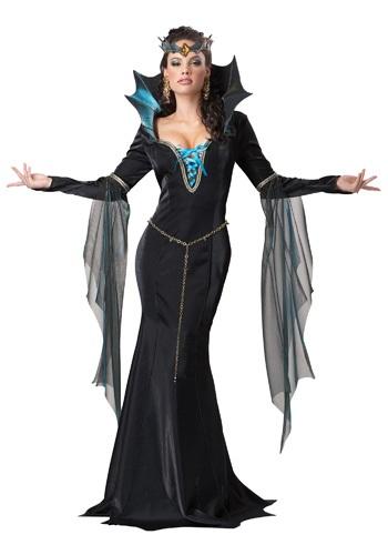 Disfraz de bruja malvada