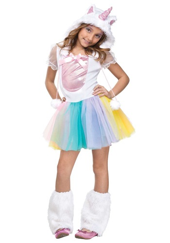 Disfraz de unicornio para niñas