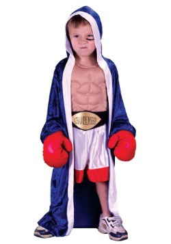 Niño Lil Champ Boxer Costume