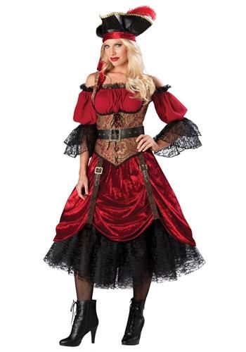 Disfraz Escarlata Swashbucklin