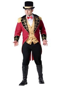 Disfraz de maestro de ceremonia talla extra