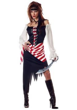 Disfraz de la Bella pirata Ruby para adulto