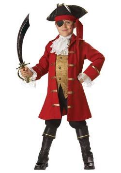 Disfraz de pirata capitán
