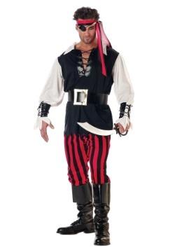 Disfraz de pirata asesino adulto