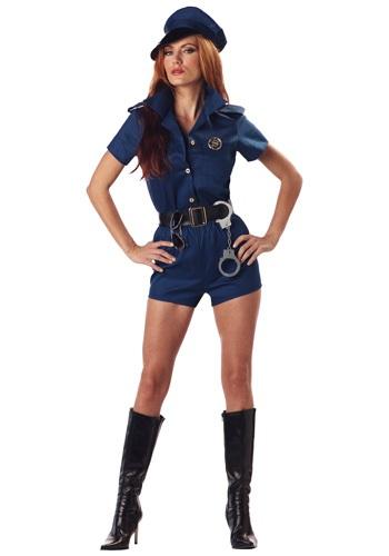 Disfraz para mujer oficial de policía
