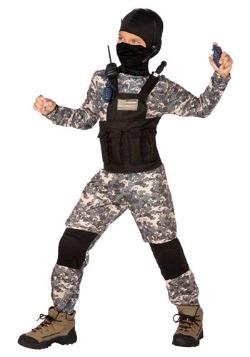 Disfraz infantil Navy Seal