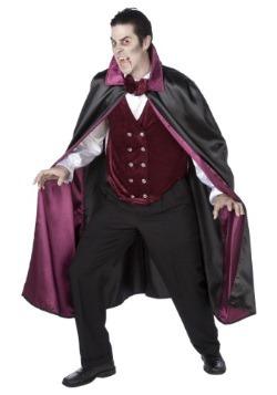 Disfraz de vampiro deluxe para hombre