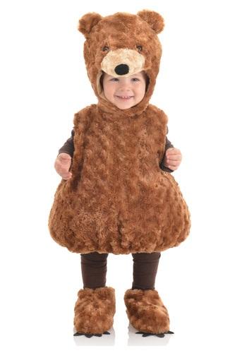 Disfraz de osito para niños pequeños