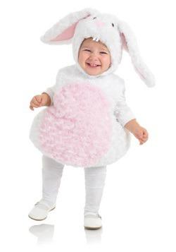 Disfraz de conejo para niños pequeños