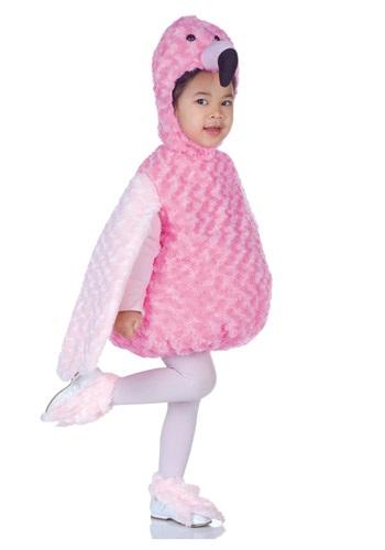 Disfraz de flamenco para niños pequeños